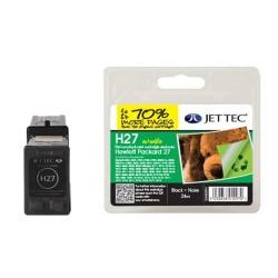 HP H27 JETTEC COMPATIBLE BLACK INK CARTRIDGE