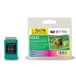 HP H343 JETTEC COMPATIBLE COLOUR INK CARTRIDGE