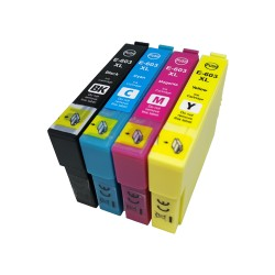 EPSON 603 COMPATIBLE INK SET