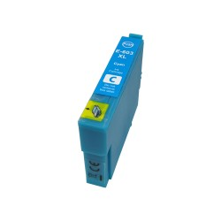 EPSON COMPATIBLE CYAN 603XLC INK CARTRIDGE